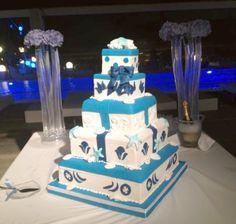 torta 18 anni stile marino