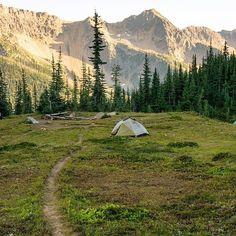 Pacific Crest Trail- Cascades Washington
