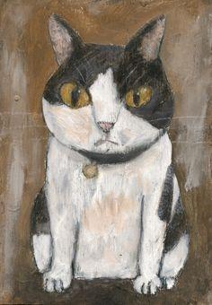 Dog Poster, Animal Magic, Space Cat, Cat Drawing, Cat Art, Illustration Art, Cats, Drawings, Post Card