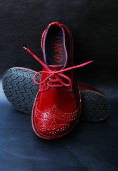Ruth Emily Davey - BROGUES