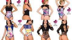 Pathymodas: Nuestra nueva colección de bodys reductores de cin...