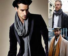 40 mejores imágenes de Fulares y pañuelos Hombre