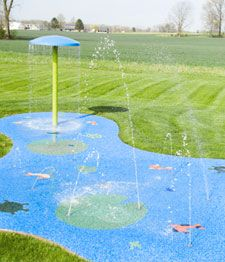 Splash Pad Kits