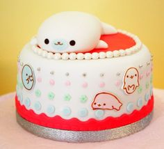 foca pastel