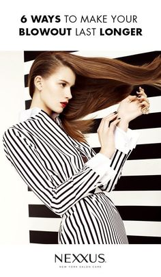6 Tips to Make Your Blowout Last Longer