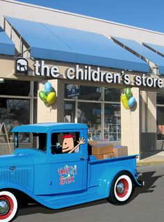 Looking for Wikki Stix in Chapel Hill, NC? Visit The Children's Store at the address below! A new shipment of Wikki Stix was just delivered!  The Children's Store 243 S. Elliott Road, Chapel Hill, NC 27514, 919-942-8027 #wikkistix