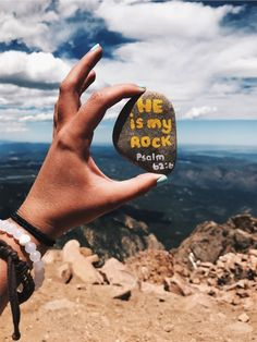 VSCO - God holds the whole world in His hands // Pikes Peak {6.20.17} // over 10,000+ publishes!! thank you! | meganammermann