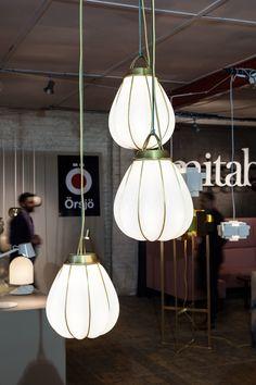 Örsjö lighting at Clerkenwell Design Week 2015