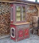 a place for the sweet antiques I have been collecting...