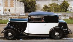 1933 Citroen Rosalie Coupe