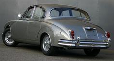 jaguar mk ii 3.8 - 1960