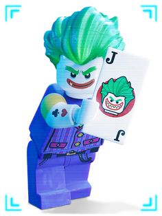 Joker THE LEGO BATMAN MOVIE - BatmanMovie LEGO.com