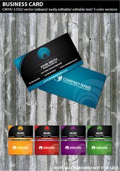 Business Card By BlinVarfi On DeviantART Techirsh