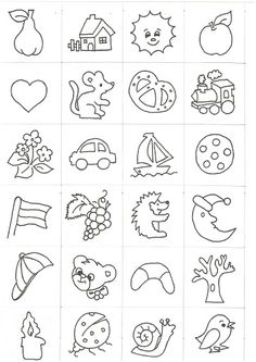 Óvodai jelek - Anikó Szabó - Picasa Webalbumok Literacy Worksheets, Math Literacy, Story Cubes, Autism Learning, Drawing Lessons For Kids, Baby Sewing Projects, Toddler Preschool, Colouring Pages, Kids Education