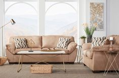 Sienna Mocha Sofa and Loveseat Set 13300, $899.00  New Set Available online!  We Ship Nationwide! Buy Furniture Online, Furniture Direct, Sofa And Loveseat Set, Couch, New Set, Sofas, Love Seat, Upholstery, Living Room