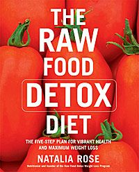 It's warm out and time for fresh fruits and vegetables and what better way to get healthy than a raw food detox.