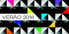 nossa cartela de cores, verão 2014