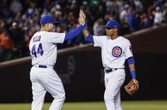 CHICAGO — All-Star shortstop Addison Russell rejoined the Chicago Cubs at Wrigley Field on Friday after the team told him to take off Thursday's game against Colorado in the wake of domestic violence allegations against his wife.  Russell spoke to media in the clubhouse before... - #Addison, #Chicago, #Cubs, #Dome, #Russell, #Team, #TopStories