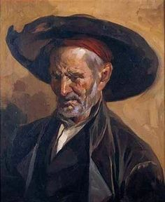 Sorolla Viejo valenciano. 1902 Gustave Dore, Spanish Painters, Best Portraits, Types Of Photography, Impressionist Paintings, Global Art, Portrait Art, Art Market, Beautiful Paintings