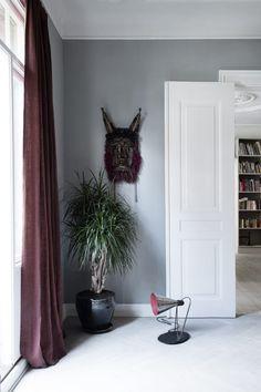 Hemma hos modedesignern Yvonne Kone i Köpenhamn   Residence