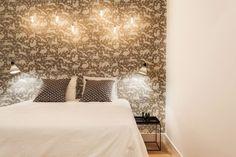 Wall decor, bedroom, wallpapers