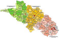 Schlesien Karte Deutsche Ortsnamen.Die 58 Besten Bilder Auf Landkarten In 2019 Deutsch Maps Und Germany