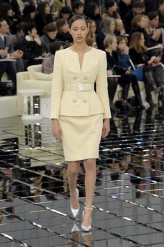 Chanel haute couture SS17 show