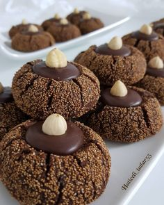 @ Peaceful evening Wish I Wish🌹 Today is still different … - Nutella 2019 Sweets Recipes, Cookie Recipes, Arabic Sweets, Flower Cookies, Healthy Breakfast Recipes, High Tea, Party Cakes, Nutella, Sweet Tooth