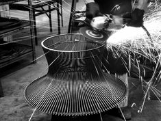 Knoll Warren Platner Coffee Table Archival Image