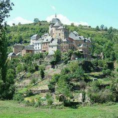 Coubisou  l'Aveyron