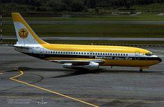 Royal Brunei Airlines B737-2M6C VR-UED