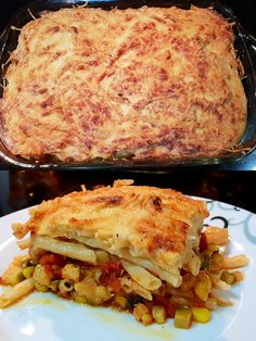 Cookbook Recipes, Pasta Recipes, Cooking Recipes, Pastry Cook, Vegetarian Recipes, Healthy Recipes, Appetisers, Fun Cooking, Mediterranean Recipes