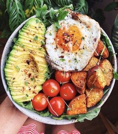 Easy Healthy Breakfast Ideas & Recipe to Start Excited Day Healthy Meal Prep, Healthy Snacks, Healthy Eating, Dinner Healthy, Healthy Smoothies, Vegetarian Recipes, Cooking Recipes, Healthy Recipes, Pescatarian Recipes