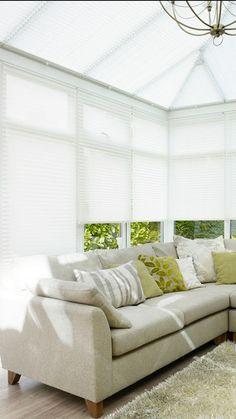 Hillarys Conservatory blinds