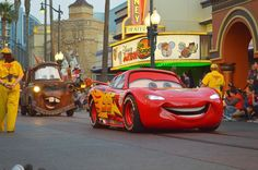 Life is a highway! #disneygram #instadisney #cars #lightningmcqueen #pixarparade #mater #disneypixar #DCA #DisneyCaliforniaAdventures #Disneyland #disneylandresort #anaheim #カーズ by ineedfins
