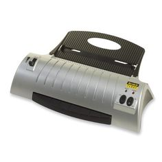 Scotch Thermal Laminator Combo Pack, Includes 20 Laminating Pouches, 9 Inches x 11.4 Inches (TL901SC) by Scotch, http://www.amazon.com/dp/B003GQ2RJM/ref=cm_sw_r_pi_dp_kYxIsb1J0NTA3