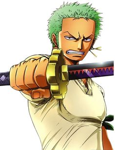 Roronoa Zoro.... I may just need a board for Zoro.