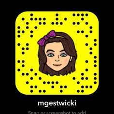 I'm on snap chat at mgestwicki, you can add me. Snapchat Usernames, Snapchat Codes, How To Get Snapchat, Snapchat Girls, More Followers, Facebook Marketing, Latest Movies, How To Find Out, Ads