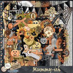 Mummy-ish {Page Kit}