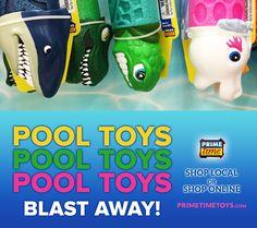#waterblasters & Monster Water Blasters @ Target and http://www.primetimetoys.com/