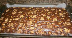 Najlepší orechový koláč pripravený už za 10 minút! - Báječná vareška