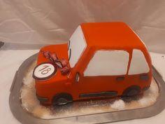 Fiat 126p cake