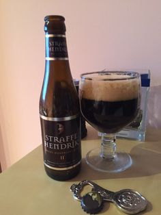 Straff Hendrik Brugs Quadrupel Beer