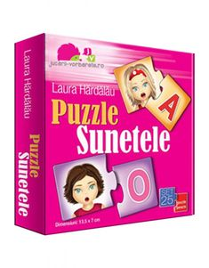 puzzle-sunetele Puzzle, Cover, Books, Full Bed Loft, Character, Puzzles, Libros, Book, Book Illustrations