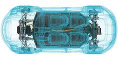 WANT!! Porsche Presents Überelektrisch… Concept Mission E Supercar