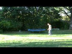 ▶ Front Handspring Throw in Tutorial - YouTube
