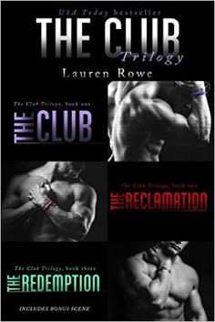 Toot's Book Reviews: Spotlight, Teasers & Excerpt: The Club Trilogy (The Club Series) by Lauren Rowe