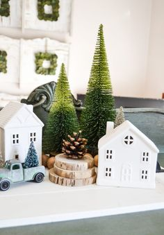 51 Gorgeous Winter Decorating Ideas for After Christmas Home-dsgn After Christmas, Noel Christmas, Very Merry Christmas, Christmas Crafts, White Christmas, Scandinavian Christmas, Christmas Countdown, Farmhouse Christmas Decor, Rustic Christmas