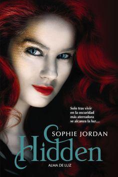 P R O M E S A S   D E   A M O R: Reseña - Hidden, Sophie Jordan