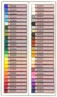 Sennelier Artist oil pastel set of 50 in luxury wood box japan import Best Price on Web!